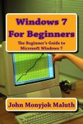 Windows 7 For Beginners-Kindle