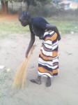 Ayak Sweeping